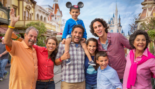 Orlando Vacation Bookings