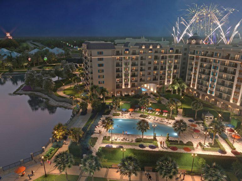 Spotlight: Disney's Riviera Resort